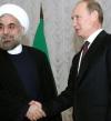 حسن روحانى يصل موسكو فى زيارة رسمية