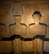 تعامد الشمس على قدس أقداس معبد أبو سمبل بأسوان وسط احتفالات فنية حاشدة
