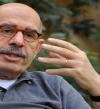 بالصور .. البرادعى يسخر من النظام بعد حكم تيران وصنافير : كفانا مهازل !!