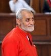 النقض تلغى حكم المؤبد بحق بديع وتقضى بإعادة محاكمته فى قضية أحداث مسجد الاستقامة