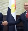 السيسى يجرى اتصالا هاتفيا بالرئيس الروسى بوتين لتهنئته بإعادة انتخابه
