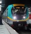 تخفيض سرعة مترو الانفاق بسبب ارتفاع درجة الحرارة