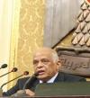 """عبد العال: """"سنتخذ إجراءات صارمة مع اللى قال المجلس يُدار بالبلطجة"""""""