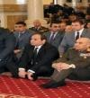 الرئيس السيسى يؤدى صلاة عيد الفطر بمسجد محمد كريم بالإسكندرية