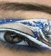 بالصور .. ماكياج العين بقى لوحات .. جديدة بس هل تجرؤين ؟!