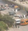 مصدر أمنى: قنبلة جسر السويس زرعت بصندوق قمامة