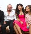 بالصور .. عقد قران ساندى على رجل أعمال مصرى