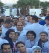 السيسى يتقدم ماراثون الشباب بشرم الشيخ ويوجه رسالة سلام للعالم