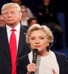 ترامب يقلص الفارق مع كلينتون لاقل نسبة منذ بدء الحملات الانتخابية