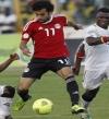 رقصة استفزازية تتسبب فى اشتباك بين المنتخب الوطنى ونظيره غانا