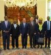 السيسى لوزراء مياه حوض النيل : مصر لا تتدخل فى شئون الدول ولا تتأمر ضدها