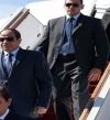 السيسى يعود إلى القاهرة بعد مشاركته فى العيد الوطنى الـ 45 للإمارات