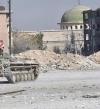 تواصل الاشتباكات بين القوات السورية والمعارضة فى ريف درعا