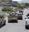 """الجيش اليمني يسيطر على معسكر """"طيبة الأسم"""" الاستراتيجي بمحافظة الجوف"""