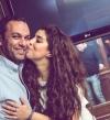 بالصور .. اطلالة ساحرة لأيتن عامر فى زفاف عمرو يوسف وكندة علوش
