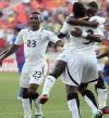 أزمة انتماء تضرب منتخب غانا قبل مباراة أوغندا فى أكتوبر المقبل