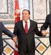 وزراء خارجية مصر وتونس والجزائر يؤكدون فى إعلان تونس رفض التدخل العسكرى فى ليبيا