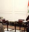 الجبير يبدأ زيارته التاريخية للعراق بلقاء العبادى فى بغداد