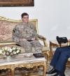 السيسى يبحث مع قائد القيادة المركزية الامريكية جهود مكافحة الإرهاب