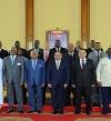 السيسى يؤكد لرؤساء المحاكم الدستورية الافارقة حرص مصر على ترسيخ دولة القانون