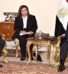 السيسى يؤكد على أهمية تطوير التعاون بين مصر وألمانيا فى مجال مكافحة الإرهاب