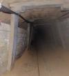 بالصور .. القوات المسلحة تكتشف وتدمر أحد الأنفاق الرئيسية على الشريط الحدودى بشمال سيناء