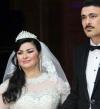 بالصور .. حفل زفاف نادية حسنى شبيهة السندريلا