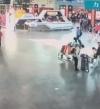 بالصور .. فيديو اغتيال كيم يونج نام يكذب رواية الكاميرا الخفية