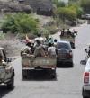 عملية عسكرية للجيش اليمنى على مواقع للحوثيين بالجوف