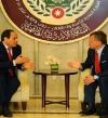 الرئيس السيسى يرأس وفد مصر فى القمة العربية الـ 28 بالأردن