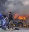 قتلى وجرحى فى تفجير سيارة مفخخة بمحافظة حلب شمال سوريا