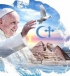 """""""بابا السلام فى مصر السلام"""".. شعار زيارة قداسة البابا فرنسيس لمصر"""