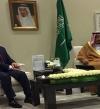بالصور .. مصالحة مصرية – سعودية بين السيسى وسلمان على هامش قمة الأردن