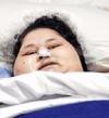 عائلة ايمان المصرية تواصل الهجوم على أطباء الهند