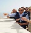 بالصور.. الرئيس السيسى يتفقد العاصمة الإدارية وجبل الجلالة