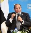 السيسى فى حواره مع الشباب : الأزمة الاقتصادية التى نمر بها أمر عارض