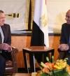 الرئاسة : السيسى يلتقى ملك الأردن اليوم بالقاهرة
