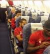 بعثة الأهلى تغادر إلى زامبيا لمواجهة زاناكو