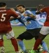 الأهلى يخفق أمام الفيصلى الأردنى بالمباراة الافتتاحية للبطولة العربية