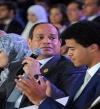السيسى: هييجى يوم التاريخ يعرف اللى الجيش عمله للدولة المصرية