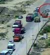 بالفيديو .. شجاعة جندى مصرى تنقذ العشرات فى سيناء