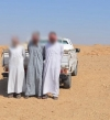 بالصور .. الجيش يدمر عدة أوكار للعناصر الإرهابية بشمال ووسط سيناء