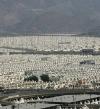 إمارة مكة تطالب الحجاج بعدم الجلوس على مرتفعات الجبال بسبب الرياح