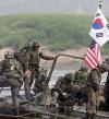 رغم تهديدات بيونج يانج .. انطلاق المناورات العسكرية بين واشنطن وسول