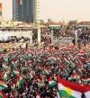 أكراد العراق يبدأون التصويت فى استفتاء الاستقلال