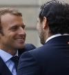 سعد الحريرى يصل باريس للقاء الرئيس الفرنسى