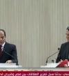 خلال مؤتمر صحفى مع الرئيس القبرصى .. السيسى يثمن جهود قبرص الداعمة لمصر
