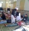 ارتفاع عدد شهداء حادث مسجد الروضة بالعريش لـ 184شهيدا و 125 مصابا