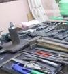 القبض على صاحب ورشة لتصنيع الأسلحة النارية بحدائق القبة