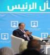 إسال الرئيس تتوقف عن تلقى الاسللة .. و السيسى يجيب عنها فى مؤتمر حكاية وطن